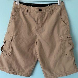 O'Neill Hybrid Khaki Shorts